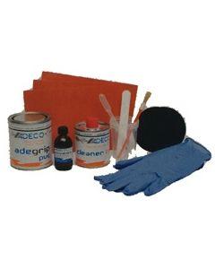 Kit riparazione battelli pneumatici in PVC