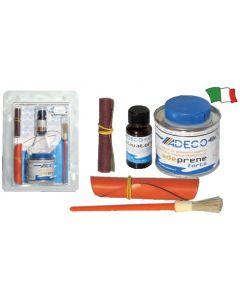 Kit riparazione battelli pneumatici in Neoprene