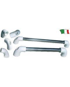 Basi per tientibene, per tubi diametro 30 mm