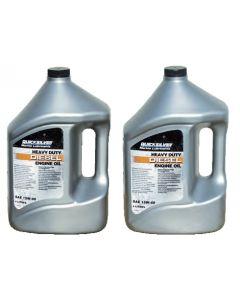 Olio Quicksilver per motori Diesel